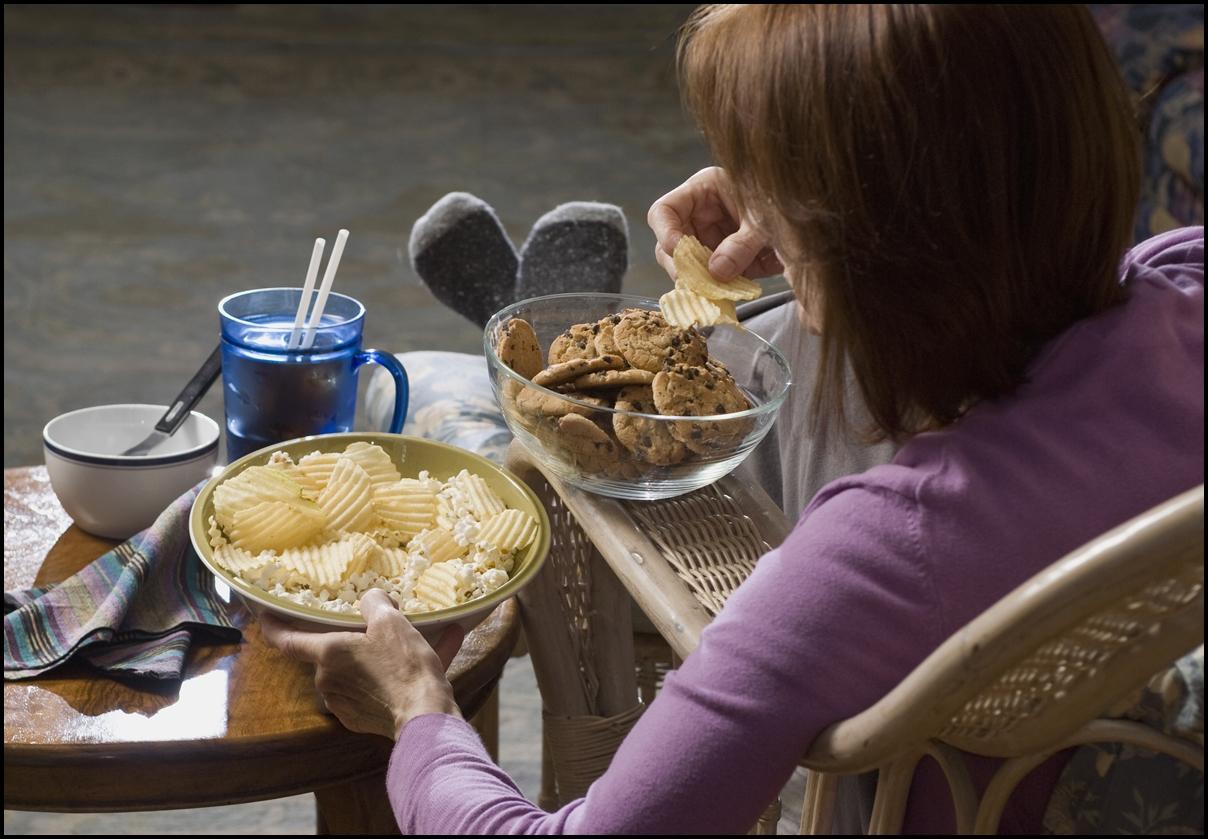 comer en exceso