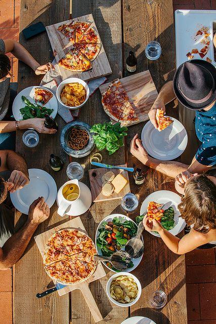 qué comer en vacaciones