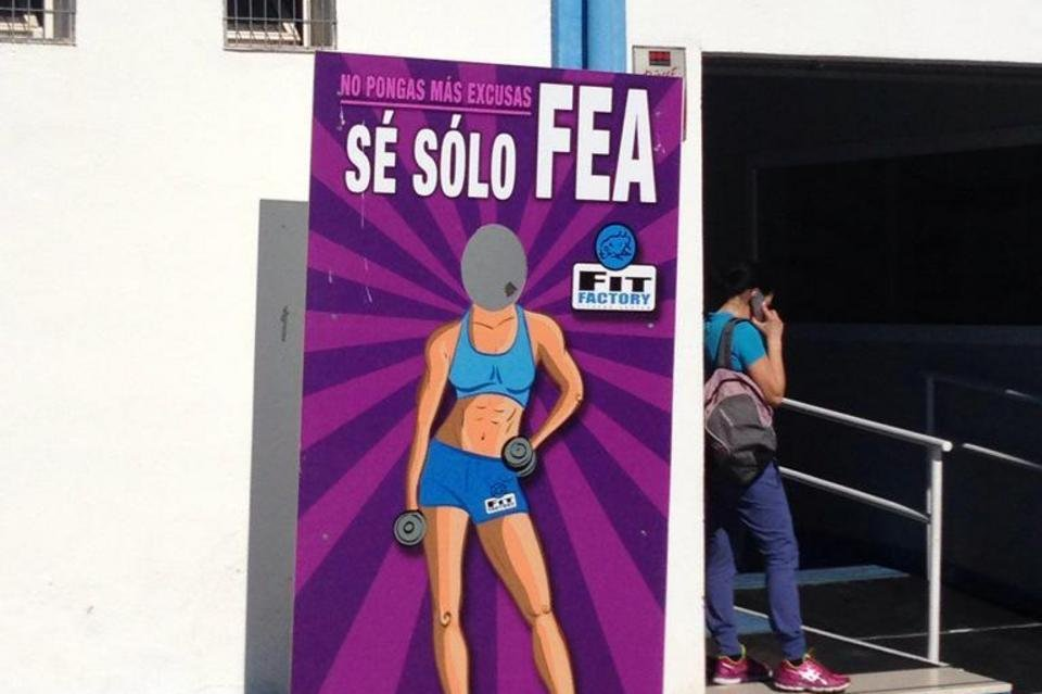 mujer quiere perder peso
