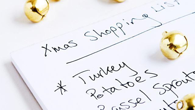 Navidades planificación