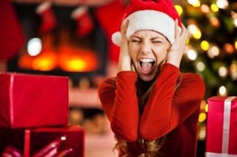 Navidades estresantes