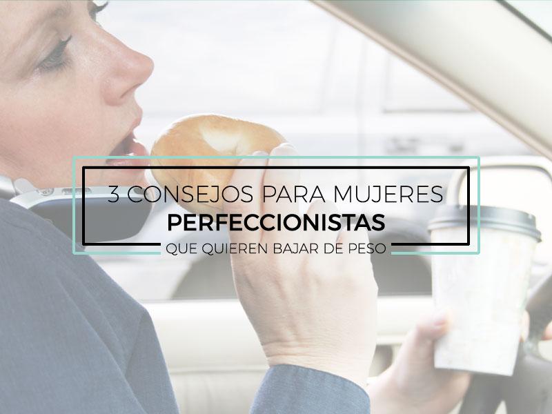 mujeres perfeccionistas