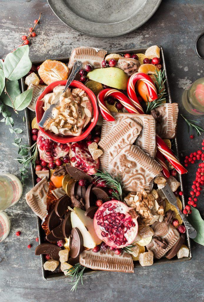 mantener peso en navidad